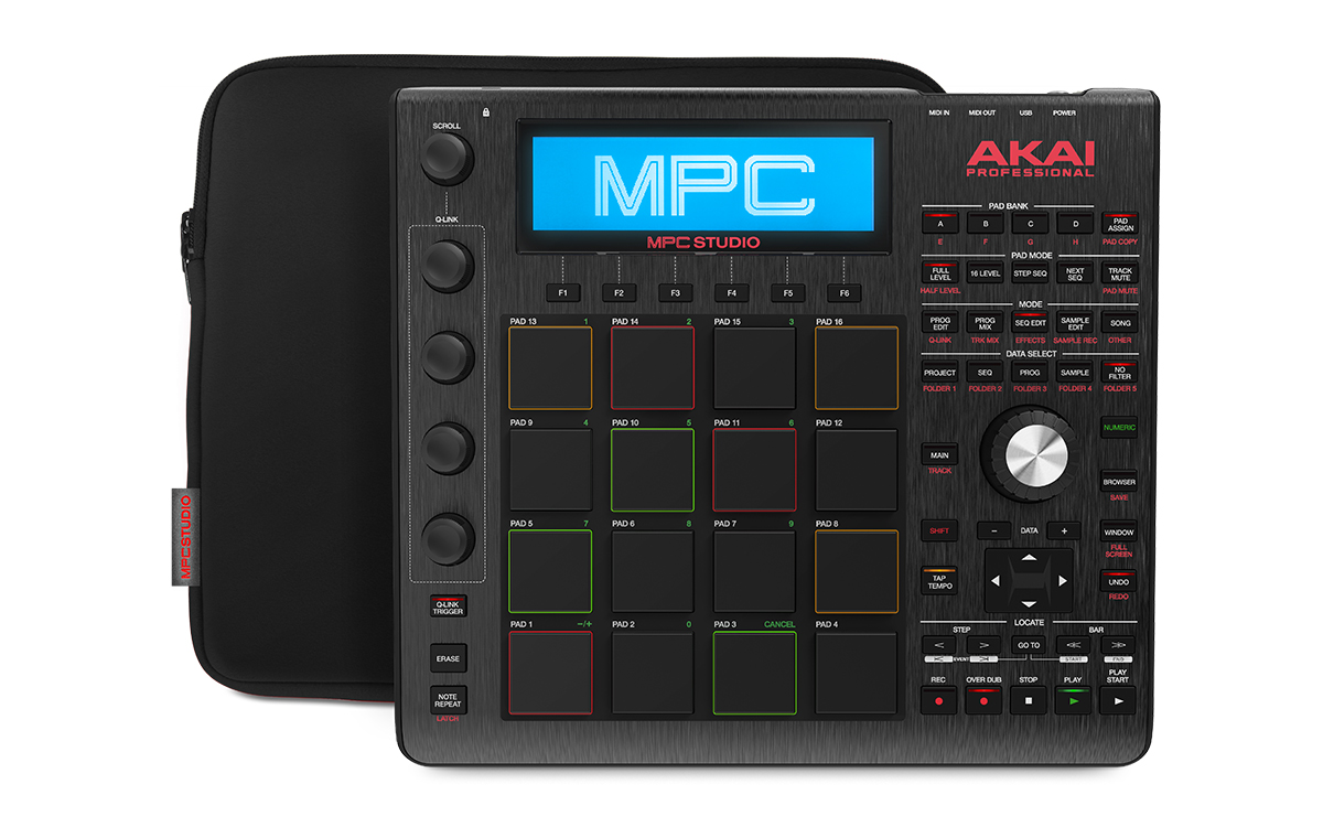 mpc studio black software download